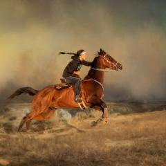 Creative - Ride Like the Wind - Betty Bryan
