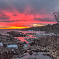Pictorial - Sunset - Mike Chrun