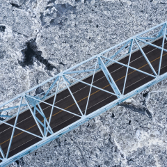 Pictorial - Wabasha bridge - Jay Olson-Goude