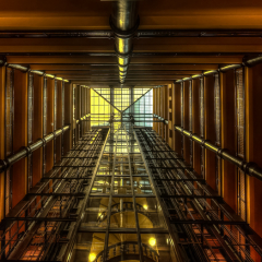 Honorable Mention - Pictorial - Atrium at the Pioneer Building - Mick Richards