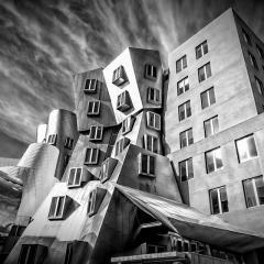 2nd Place Altered Reality - Ray and Maria Stata Center - Ken Wolter