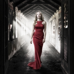 Honorable Mention Creative - Red Dress Series 02 - Michael Huber