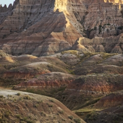 02 Badlands Canyon - South Dakota