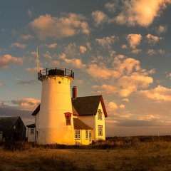 Merit - Travel - Cape Cod Lighthouse MA - Richard Hudson