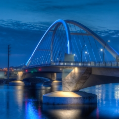 Honorable Mention - Travel - Lowry Ave Bridge Mpls MN - Terry Butler