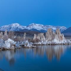 Honorable Mention - Travel - Moonset at Mono Lake CA - Melissa Anderson