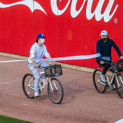 Bike Race - Bryan Leonard