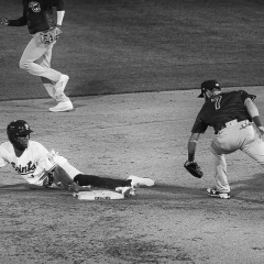 Safe at Second - Michael Waterman