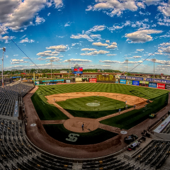 Welcome to CHS Field - Mick Richards