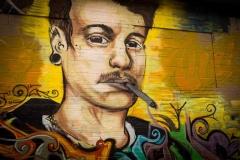01 Artist Smoking