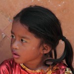 Honorable Mention Realistic - Isla Mujeres Girl by Jeff Bucklew