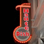Assignment - Night Photography - Restaurant Sign by Jim Forsberg