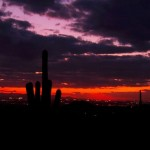 Realistic - Arizona Sunset by Frank Piontek