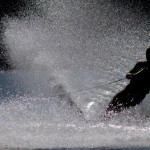 Realistic - Water Skier by Mike Waterman