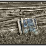 Creative - Window to the Past by Chuck Jentlie