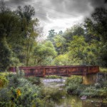 Realistic - Rusty Bridge by Michael Huber