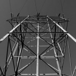 Realistic - Power Line Tower by Mike Waterman