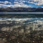 Travel - Kluane Lake Yukon Territory by Amanda Bierbaum
