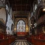 Travel - The Church of St Paul Bedford England by Amanda Bierbaum