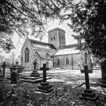 Assignment  BWPrint - The Thaw St Marys Bletsoe England by Amanda Bierbaum