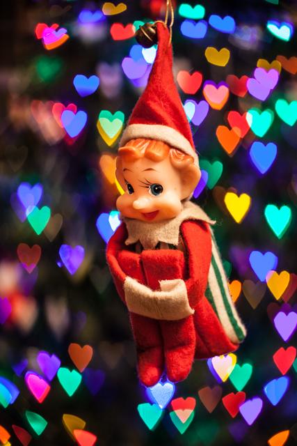11.05 Christmas Bokeh