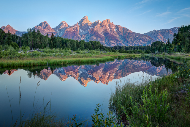 Schwabacher Road - Tetons National Park - Terry Butler